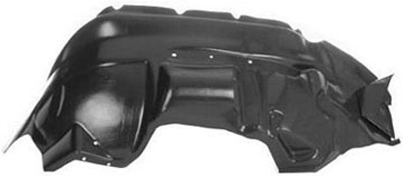 Fender For 2002-2009 GMC Envoy Set of 2 Front Left /& Right Primed Steel CAPA