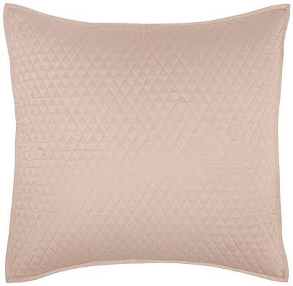 Universal Lighting And Decor Diamond Pebble Euro Pillow Sham Home Design Ideas