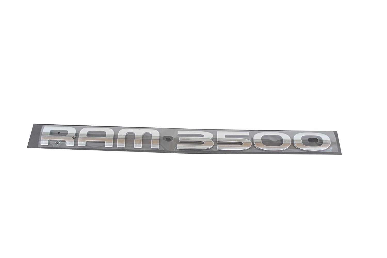 55077332AB Chrysler Genuine Accessories 3500 Emblem