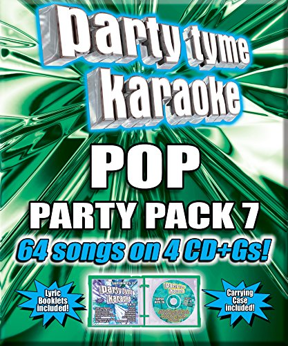 (Party Tyme Karaoke - Pop Party Pack 7)