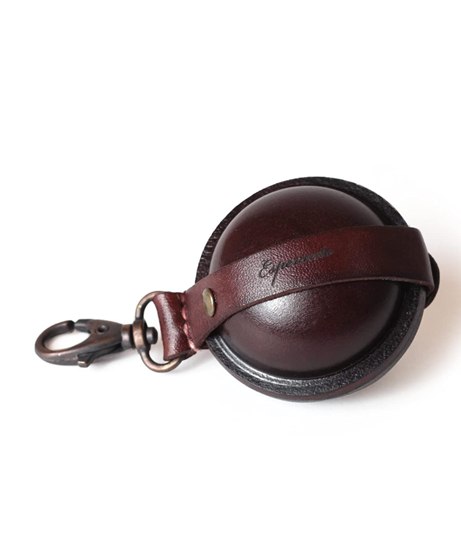 (エスペラント) esperanto [Sサイズ] コインケース 携帯灰皿 マルチケース イングランドサドルレザー メンズ レディース B071QZYYWY  ブラウン S