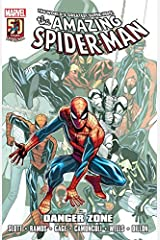 Spider-Man: Danger Zone Kindle Edition