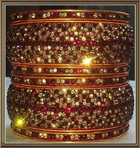Buy Hyderabadi Bangles Set Online at Low Prices in India | Amazon Jewellery  Store - Amazon.in