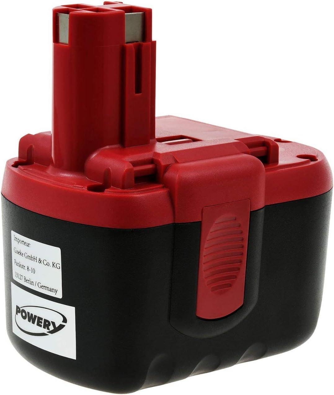 Batería para Bosch Sierra de calar GST 24V NiMH 3000mAh O-Pack