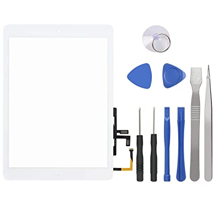 Digitizer Touch Screen For Apple ipad Air A1474 A1475 A1476 Tablet w//Home Button