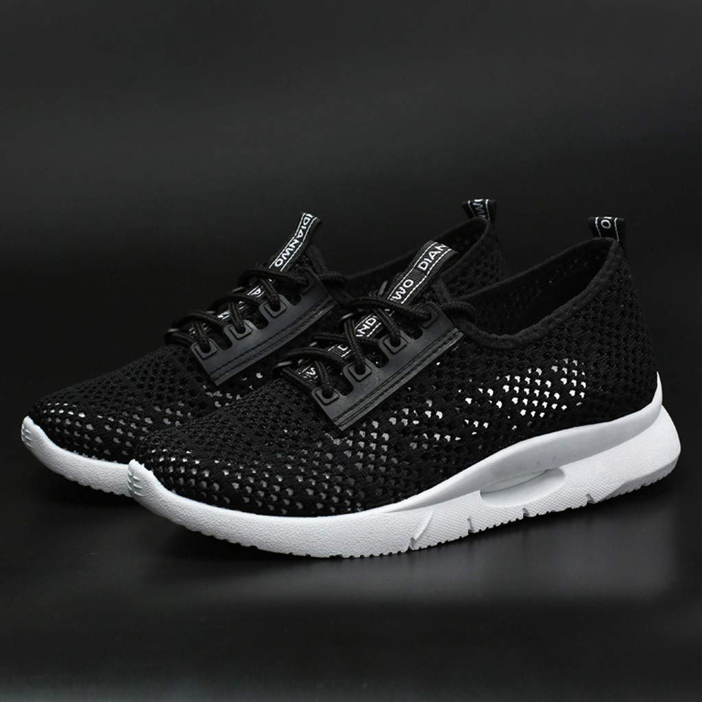 Women Outdoor Waking Shoes Sneaker Jiayit Fashion Womens Mesh Sneakers Casual Elastic Socks Shoes Student Running Shoes Mothers Day Sale