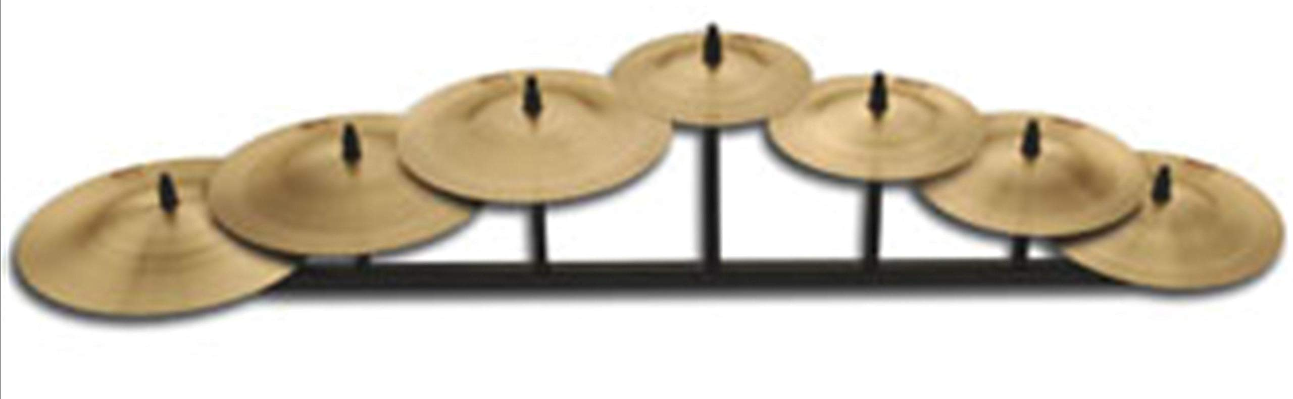 7 Arm Cup Chime Holder Special Sounds Percussion Accessory New by Aromzen