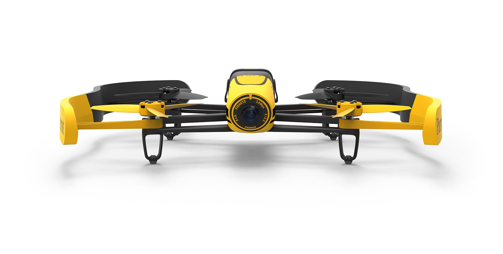 Parrot Bebop Quadcopter Drone - Yellow