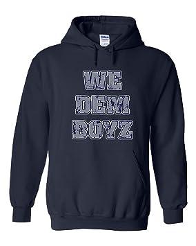 Image Unavailable. Image not available for. Colour  rlx Dez Bryant Dallas  Cowboys WE DEM BOYZ HOODED SWEATSHIRT ... 9d8026c5d