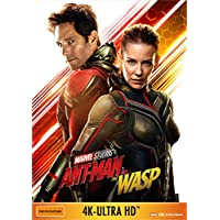 Ant-Man And The Wasp (4K/BD) 2 Discs