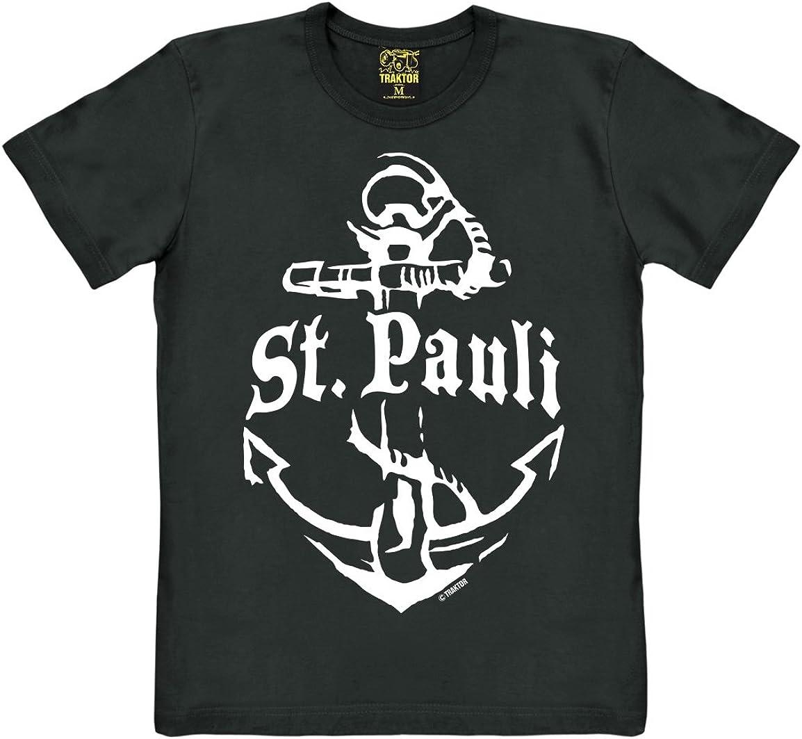 TRAKTOR Camiseta St. Pauli - Sankt Pauli - Hamburgo - Camiseta ...