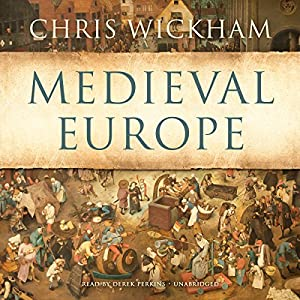 Medieval Europe Hörbuch