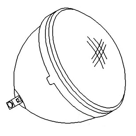 Sealed Beam Headlight Plug Diagram