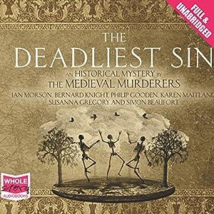 The Deadliest Sin Audiobook
