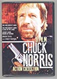 Chuck Norris: Five 5 Film Collection (The President's Man / The President's Man 2: A Line In The Sand / Logan's War: Bound by Honor / Driven To Kill / LA L A Street Fighters)