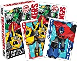 Aquarius Transformers Robots In Disguise Playing Cards