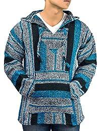 El Paso Designs Unisex Classic Mexican Baja Pullover Hoodie