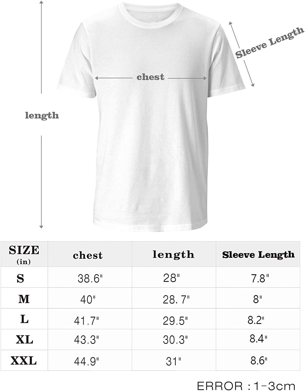 SunShine Day Antler Mens Everyday ComfortSoft Short Sleeve T-Shirt for Workout Running Sports