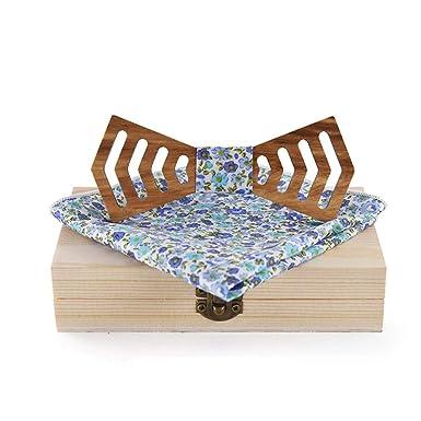 Corbata, Moda de madera de la pajarita de madera del recorte de la ...