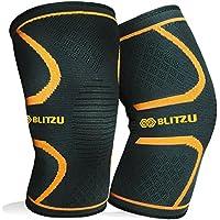 BLITZU Flex Plus Compression Knee Brace for Joint Pain,...