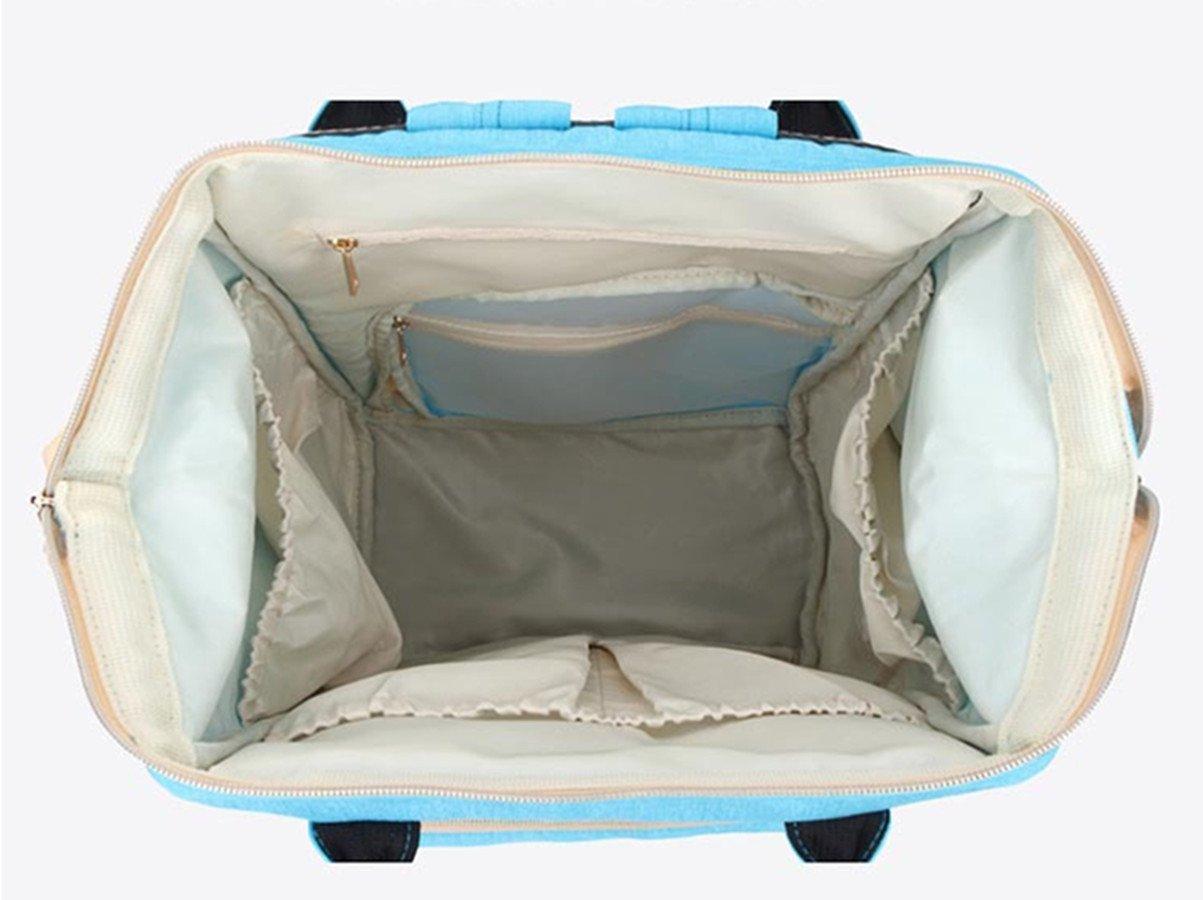 bigforest Schwangerschafts Multifunktions Mummy Rucksack Reise Tasche Baby Windel Handtasche Wickeltasche
