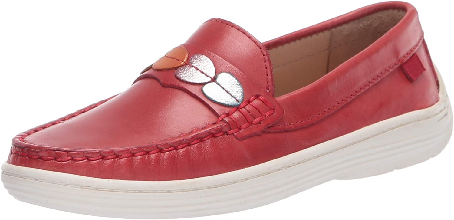 MARC JOSEPH NEW YORK Seattle Mall Quantity limited Unisex-Child Leather in Brazil Made Heart D