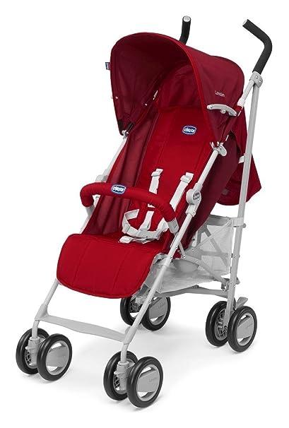 Chicco - Silla de paseo 4 ruedas London Up Red: Amazon.es: Bebé