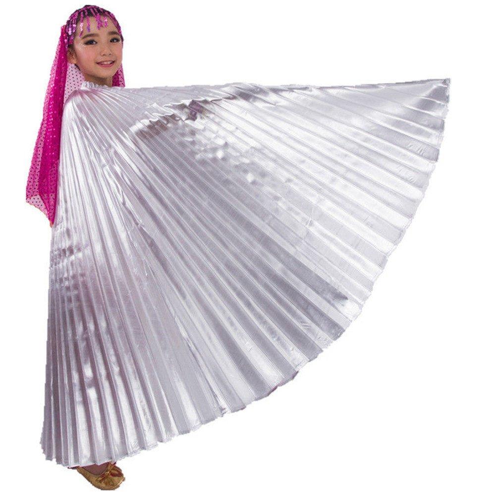 Best Dance bambini egiziano per Costume danza del ventre, Iside Iside argento