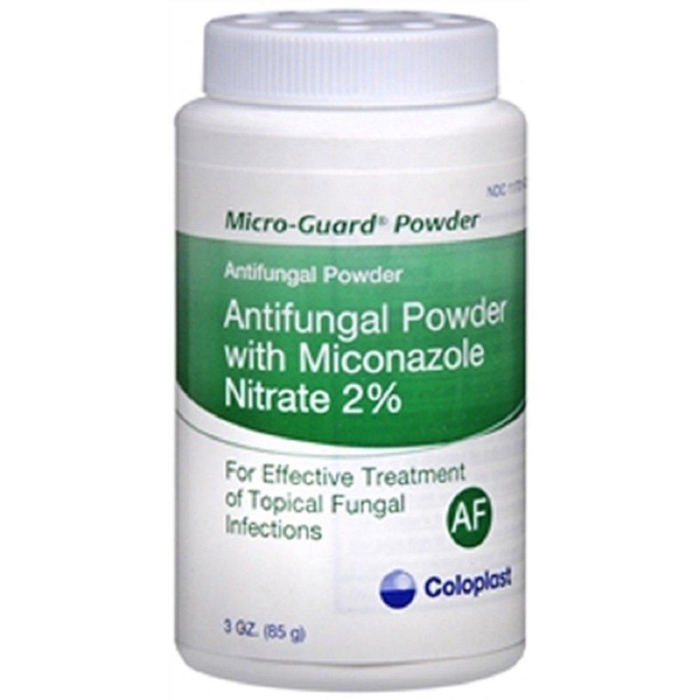 Micro-Guard - Antifungal - 2% Strength - Powder - 3 oz. - Shaker Bottle - 12/Case - McK