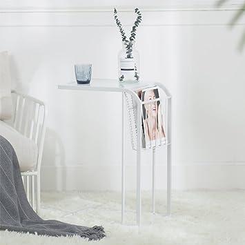 Amazon De D L Eisen C Form Beistelltisch Moderne Einfache