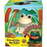 Paint & Craft Plaster Frog Kit