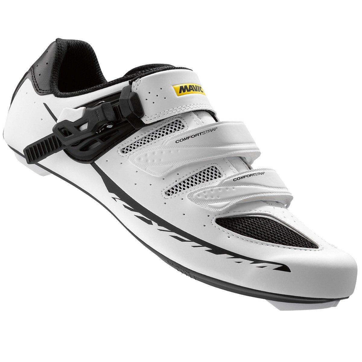 Mavic Ksyrium weiß Elite Maxi Rennrad Fahrrad Schuhe weiß Ksyrium schwarz 2017 6076f2