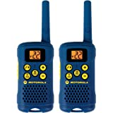 Amazon Price History for:Motorola MG160A 16-Mile Range 22-Channel FRS/GMRS Pair of Two-Way Radio (Light blue)