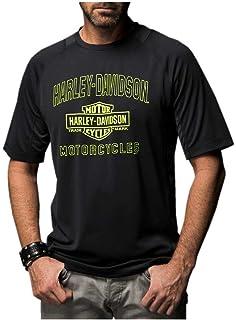 Harley-Davidson Men/'s Final Edition Performance Short Sleeve T-Shirt 5N38-HB4F