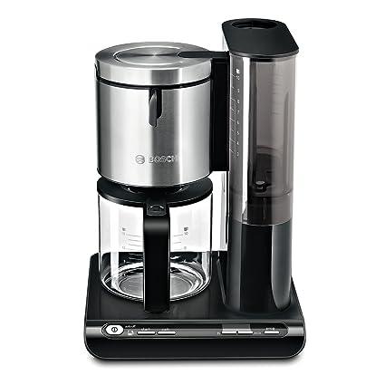 Bosch TKA8633 - Máquina de café, 1160 W, capacidad para 10/15 tazas