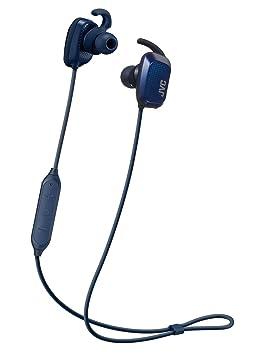 JVC HA-ET65BV-AE - Auriculares in-Ear con Bluetooth y Soporte de ...