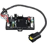zw65inz0 Coche Calentador Control Tabla, Negro Control Tabla