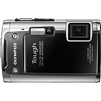 "Olympus  TG-610 Tough 14 MP Digital Camera , 5x Wide Optical Zoom (28mm), 3"" 920K LCD (Silver) (Old Model)"
