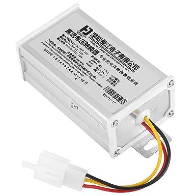 Amazon.com: Akozon convertidor adaptador transformador para ...