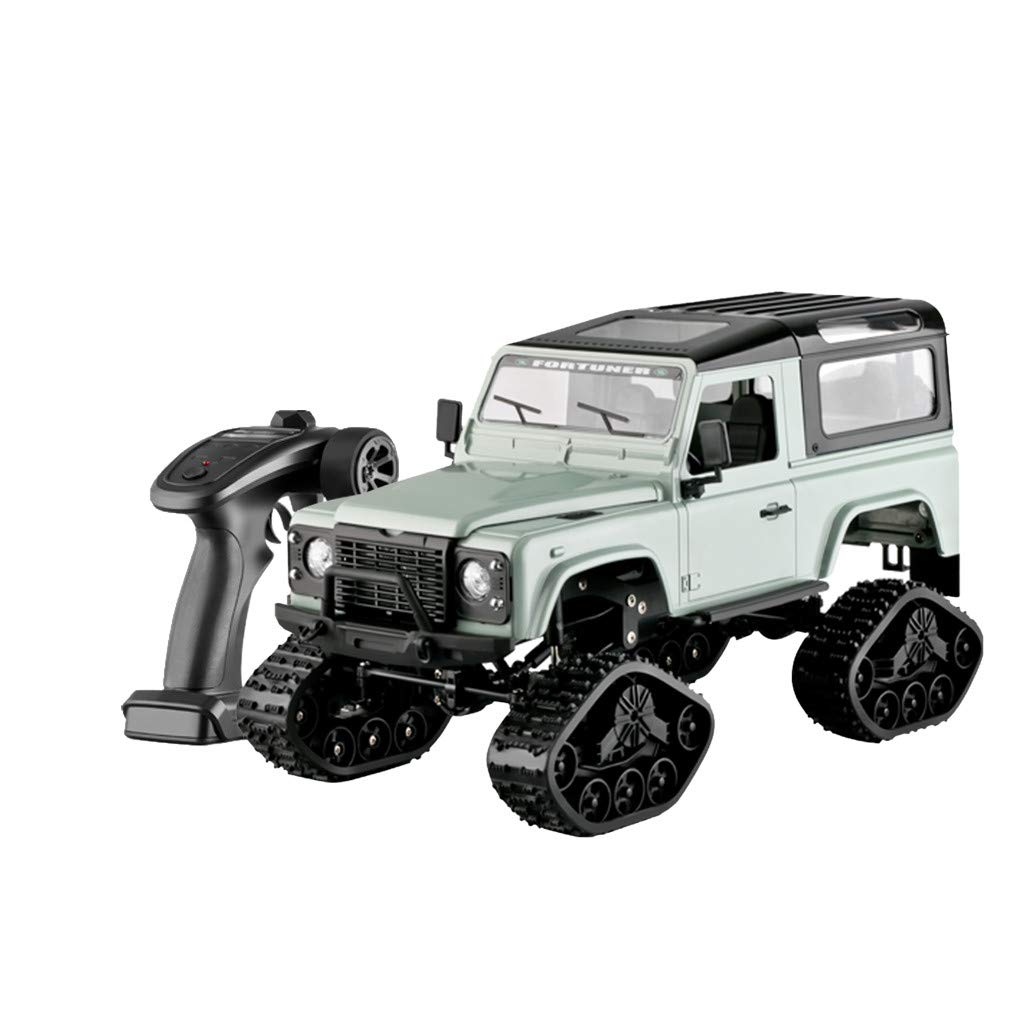 Rigel7 FY003 2.4G 4WD 1/16 Trunk Off-Road Military Truck Toys Snow Tires with Ordinary Tire RTR Car Atuo Radio System 1kg Max Load Vehicle Gift for Kids Adults by Rigel7