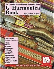 G Harmonica Book: Complete 10-Hole Diatonic Harmonica Series
