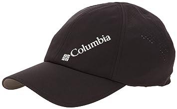 Columbia Silver Ridge Ball Cap Gorra, Hombre, Negro, Talla única Ajustable: Amazon.es: Zapatos y complementos