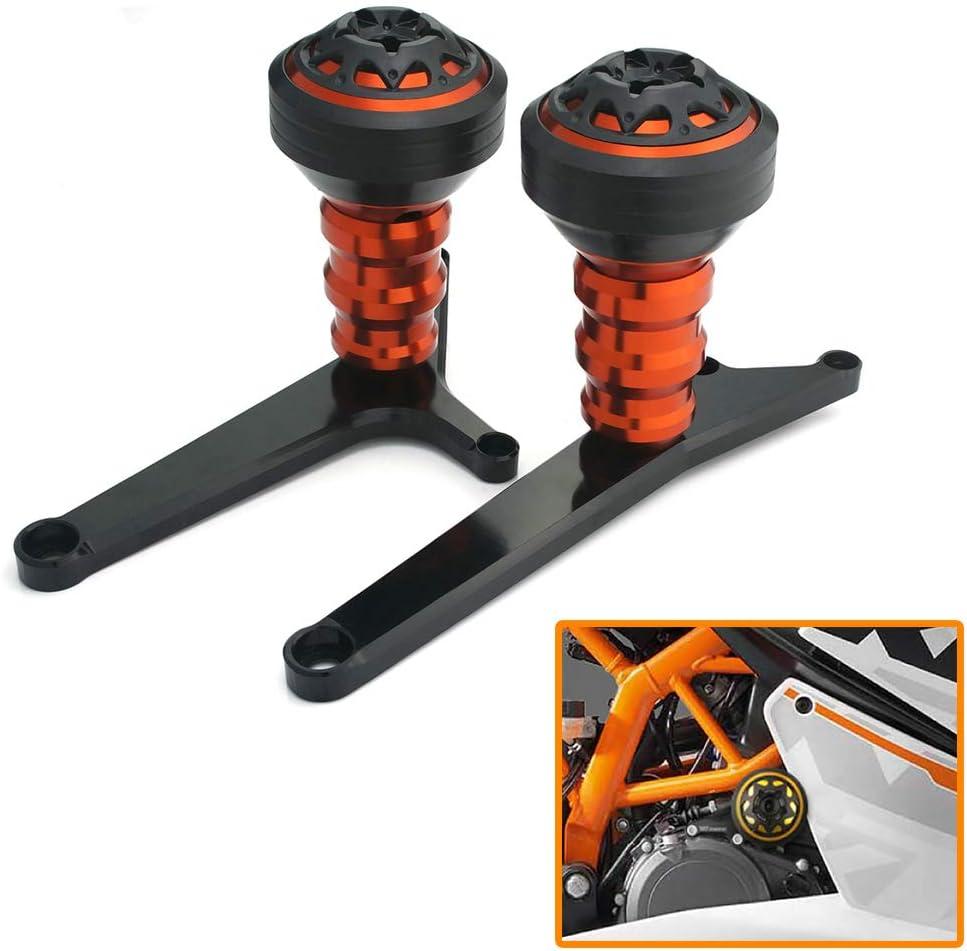 Aluminum Frame Sliders Anti Crash Protector For KTM DUKE 390 2013 2014 2015 2016