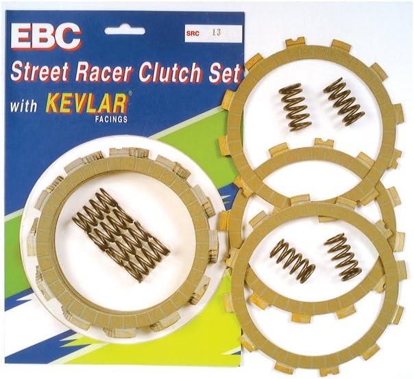 96-03 El Paso Mall Fees free!! KAWASAKI ZX7R: EBC Racer Clutch Street Kit