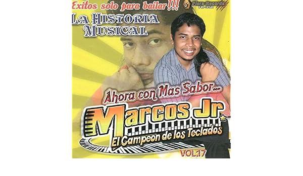 El Campeon de los Teclados, Vol. 17 by Marcos Jr. on Amazon Music - Amazon.com