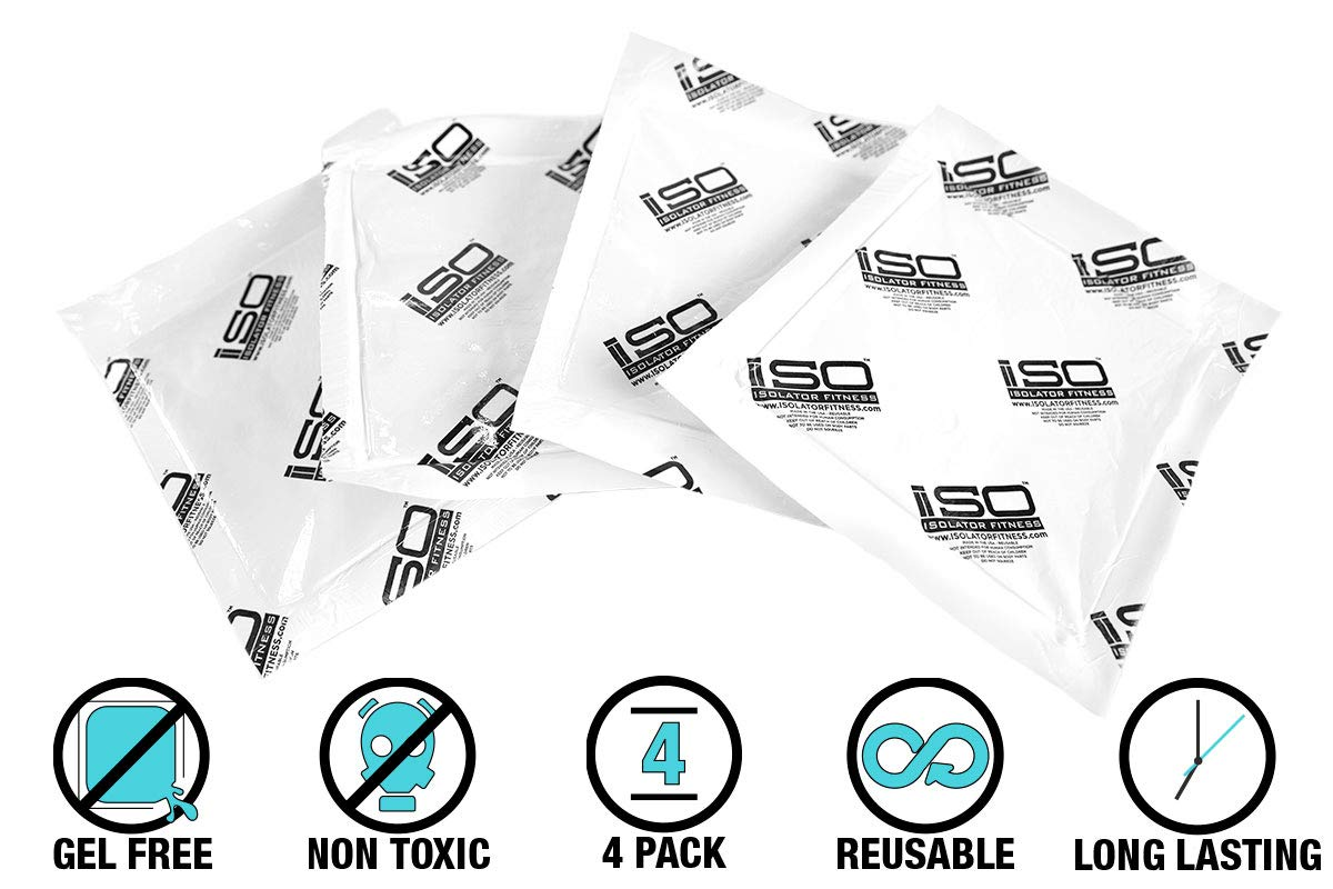 'isobrick/Batterie de refroidissement 350ml/isolateur Fitness