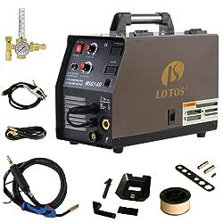 LOTOS MIG140 140 Amp MIG Wire Welder