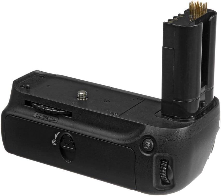 Includes MB-D80 Replacement Grip Battery Grip Bundle F//Nikon D90 UltraPro Accessory Bundle
