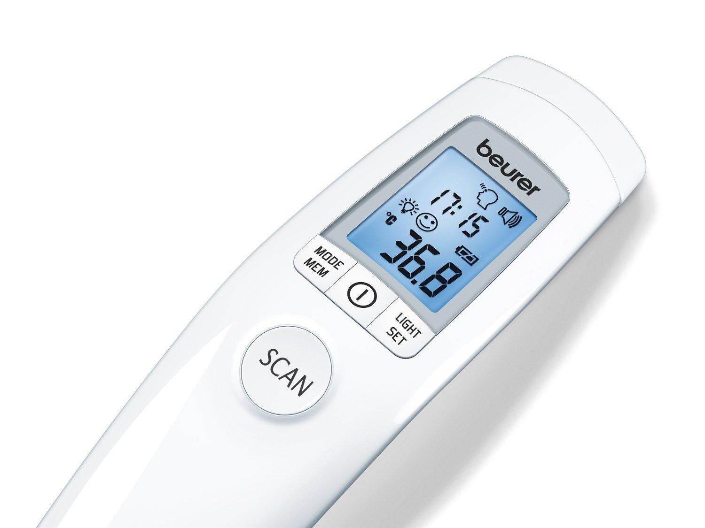 Beurer FT-90 Termometro Digital sin contacto: Amazon.es: Salud y cuidado personal
