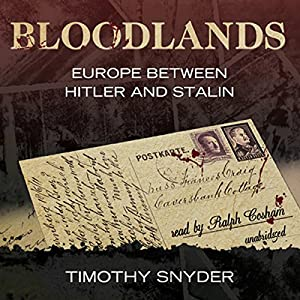 Bloodlands Audiobook